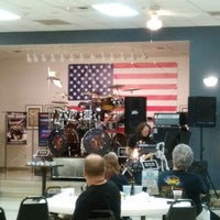 Photo taken at VFW Hall Post 2593 by Skelly Cowboy on 8/13/2017