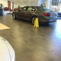 Photo taken at Westchester BMW by Cristina R. on 10/10/2015