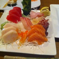 Photo taken at Goro's Sushi by Allen V. on 4/27/2013