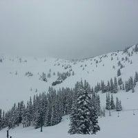 Photo taken at Crystal Mountain Ski Area by Tim S. on 4/8/2013