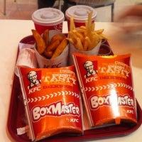 Photo taken at KFC by Stathis on 10/4/2012