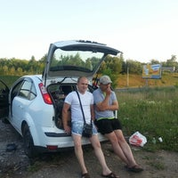 Photo taken at Романтика))) by Andrey P. on 6/27/2013