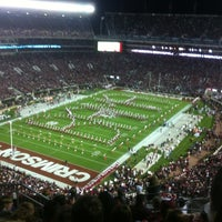 Photo taken at Bryant-Denny Stadium by Zac L. on 10/28/2012