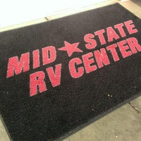 Photo prise au Mid-State RV Center par Rex G. le4/10/2014