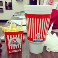 Photo taken at Whataburger by James R. on 4/30/2013