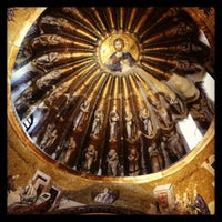Photo taken at Chora Museum by Tata Guil on 3/2/2013