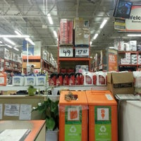 Photo taken at The Home Depot by Sana T. on 7/28/2013