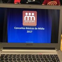 Photo taken at Grupo de Midia SP by João O. on 5/3/2017