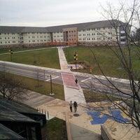 Photo taken at UM-Flint University Pavilion (UPAV) by Isaac S. on 11/20/2012