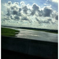 Photo taken at Hilton Head Toll Booth by Karen on 7/27/2013