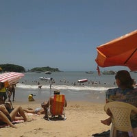 Photo taken at Praia Do Cemitério by Giovana P. on 1/5/2013