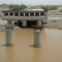 Photo taken at Damad Bridge by Mohammad R. on 8/25/2013