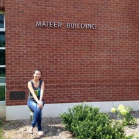 Photo taken at Mateer Building by Wendy C. on 7/27/2014