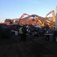 Photo taken at Gershow Recycling by Sal on 12/14/2012