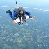 Das Foto wurde bei The Blue Sky Ranch | Skydive The Ranch von Sal am 7/19/2014 aufgenommen