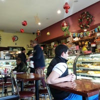 Photo taken at El Cafetal Bakery by Sal on 12/7/2013