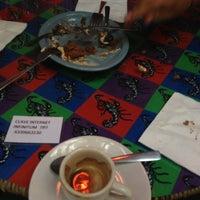 Photo taken at Café Rama by Saul on 10/28/2012