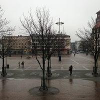 Photo taken at Friedensplatz by Patrick R. on 12/21/2012