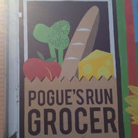 Photo taken at Pogue's Run Grocer by Erin on 10/6/2012