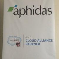 Photo taken at Aphidas - Salesforce.com Cloud Alliance Partner by DigitalAgent O. on 8/3/2014