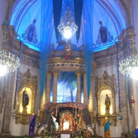 Photo taken at Templo de San Francisco by Miguel O. on 12/31/2013
