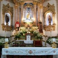 Photo taken at Templo de San Francisco by Miguel O. on 12/9/2016