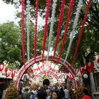 Photo taken at Templo de San Diego de Alcalá by Miguel O. on 7/6/2015