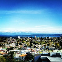 Photo taken at Vancouver Island University by Gareth J. on 4/11/2013
