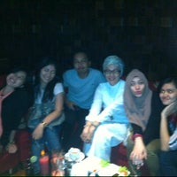 Photo taken at Boutique ktv by Windy E. on 5/31/2013