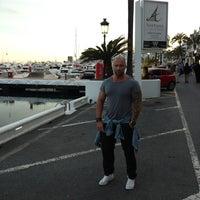Foto tomada en Marina Marbella por Максим el 4/10/2013