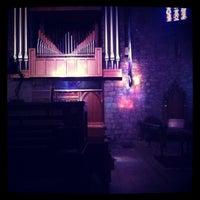 Photo taken at St. John's Episcopal Church by Bradley on 11/21/2012