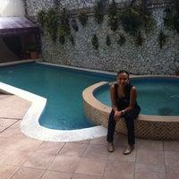Photo taken at Hotel Boutique Primavera by Vane on 10/26/2013
