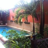 Photo taken at Hotel La casa de los arcos by Vane on 9/21/2013