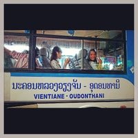 Photo taken at Udon Thani Bus Terminal by Samart C. on 8/11/2013
