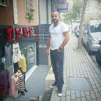 Photo taken at titaness by Cemil K. on 9/23/2015