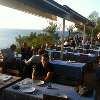 Photo taken at Kalpazankaya Restaurant by Özgür on 10/6/2012