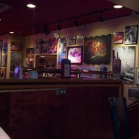 Photo taken at Red Robin Gourmet Burgers by Jamie on 1/26/2013