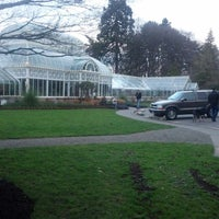 Photo taken at Volunteer Park by Jamie on 2/19/2013