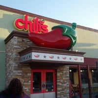 Photo taken at Chili's Grill & Bar by Tim M. on 3/29/2013
