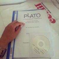 Photo taken at Plato MYO by Merve A. on 6/12/2014