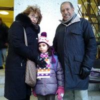 Photo taken at Scuola Elementare Morpurgo by Ricardo F. on 1/17/2013