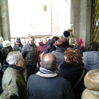 Photo taken at Scuola Elementare Morpurgo by Ricardo Fabrízio on 1/17/2013