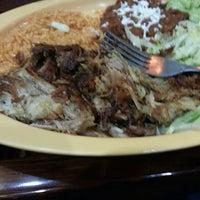 Photo taken at Taqueria El Burrito by wendy w. on 3/1/2014