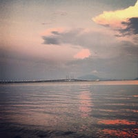 Photo taken at Mutiara Bay by Khairil A. on 3/17/2013