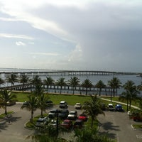 Photo taken at Four Points by Sheraton Punta Gorda Harborside by Suzanne S. on 6/20/2013