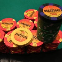 Photo taken at Horseshoe Casino by Chad C. on 11/28/2012