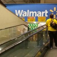 Photo taken at Walmart by Tomas Acosta F. on 10/20/2012