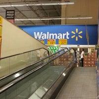 Photo taken at Walmart by Tomas Acosta F. on 10/25/2012
