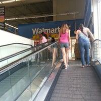 Photo taken at Walmart by Tomas Acosta F. on 4/7/2013