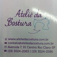 Photo taken at Atelie Da Costura by Jessica on 8/13/2013